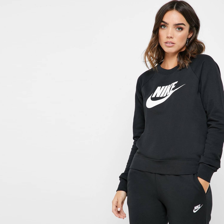 Nike W Nsw Essntl Crew Flc Hbr (9000042682_1480)