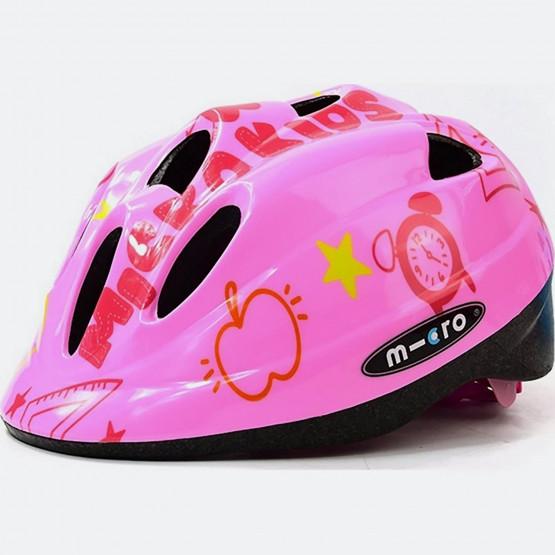 Micro Παιδικό κράνος ροζ