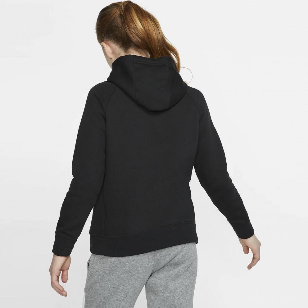 Nike Sportswear Full Zip Hoodie For Kids