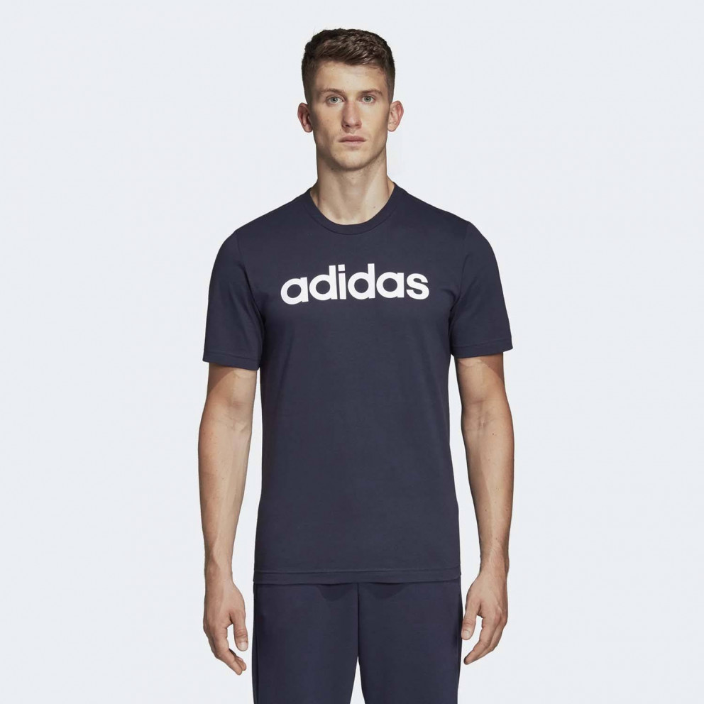 adidas Performance Essentials Linear Logo Men's T-Shirt