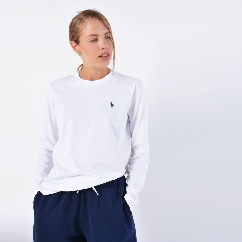 Polo Ralph Lauren Γυναικεία Μπλούζα με Μακρύ Μανίκι (9000039457_1539)