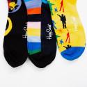 Happy Socks Beatles Gift Box 3 Pack