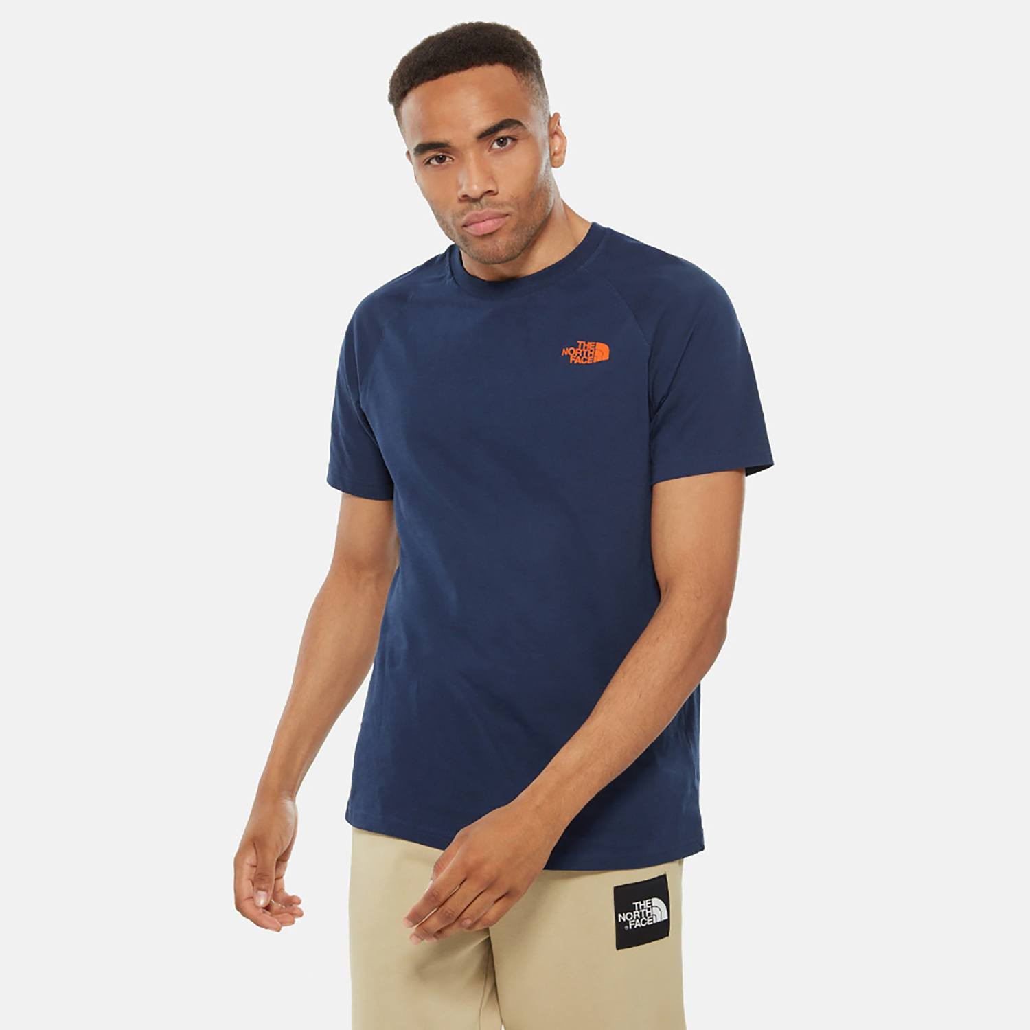 THE NORTH FACE M S/S NORTH FACE TEE (9000036526_41096)