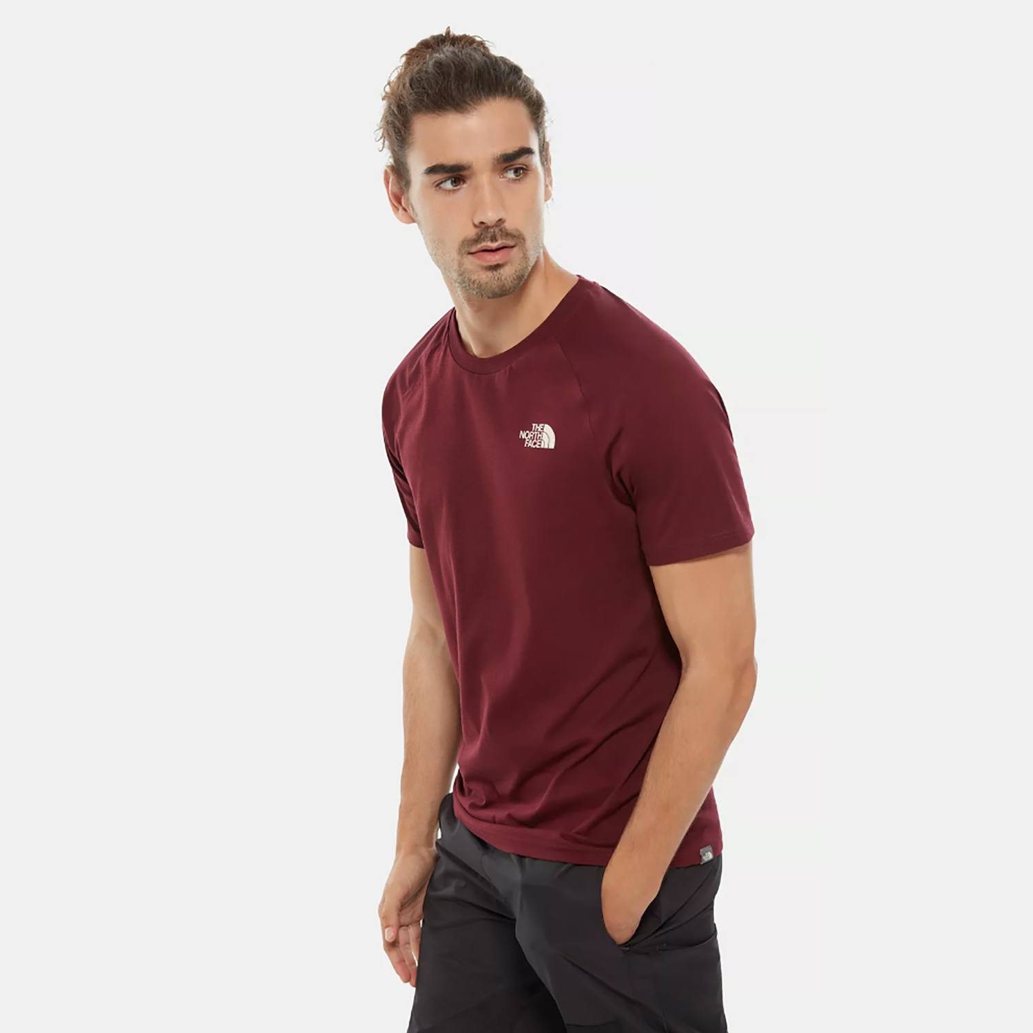 THE NORTH FACE M S/S NORTH FACE TEE (9000036525_23241)