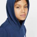 Nike Sportswear Club Παιδική Μπλούζα με Κουκούλα