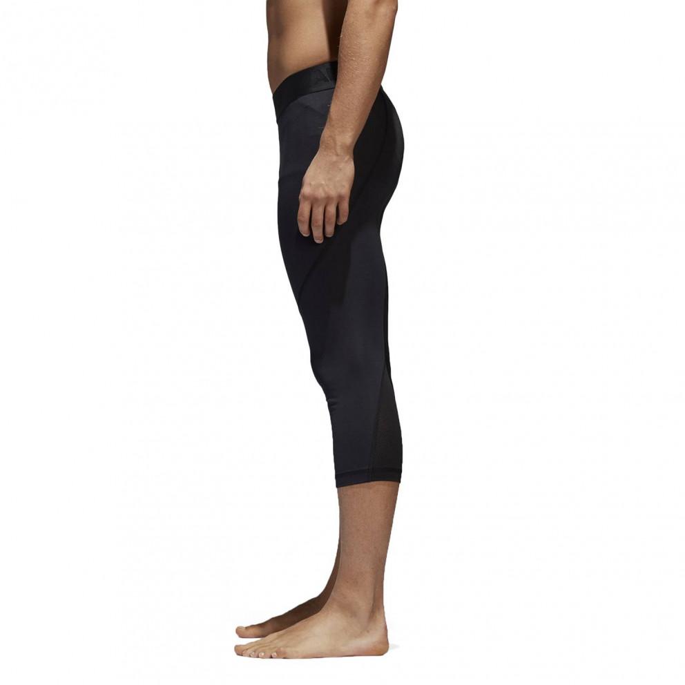 adidas Performance Alphaskin Sport 3/4 Men's Leggings
