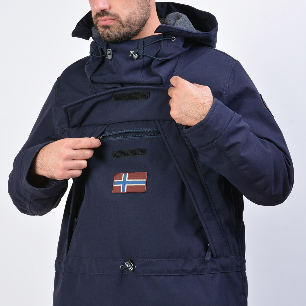 Napapijri Men's Skidoo Hooded Anorak - Ανδρικό Μπουφάν