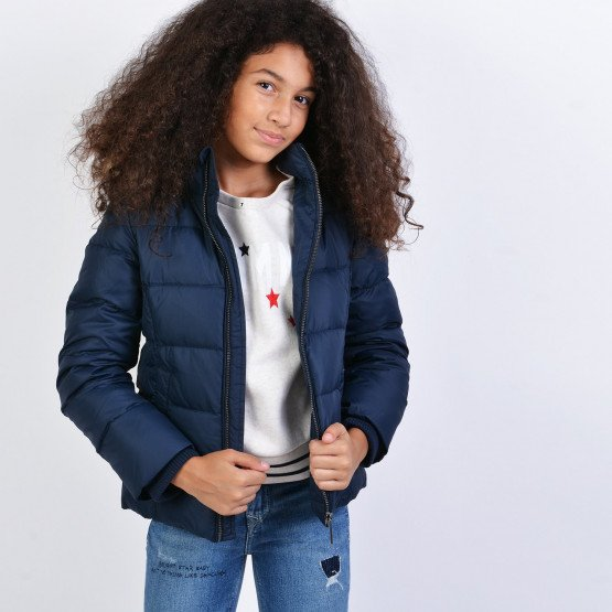 Tommy Jeans Essential Basic Down Kids' Jacket