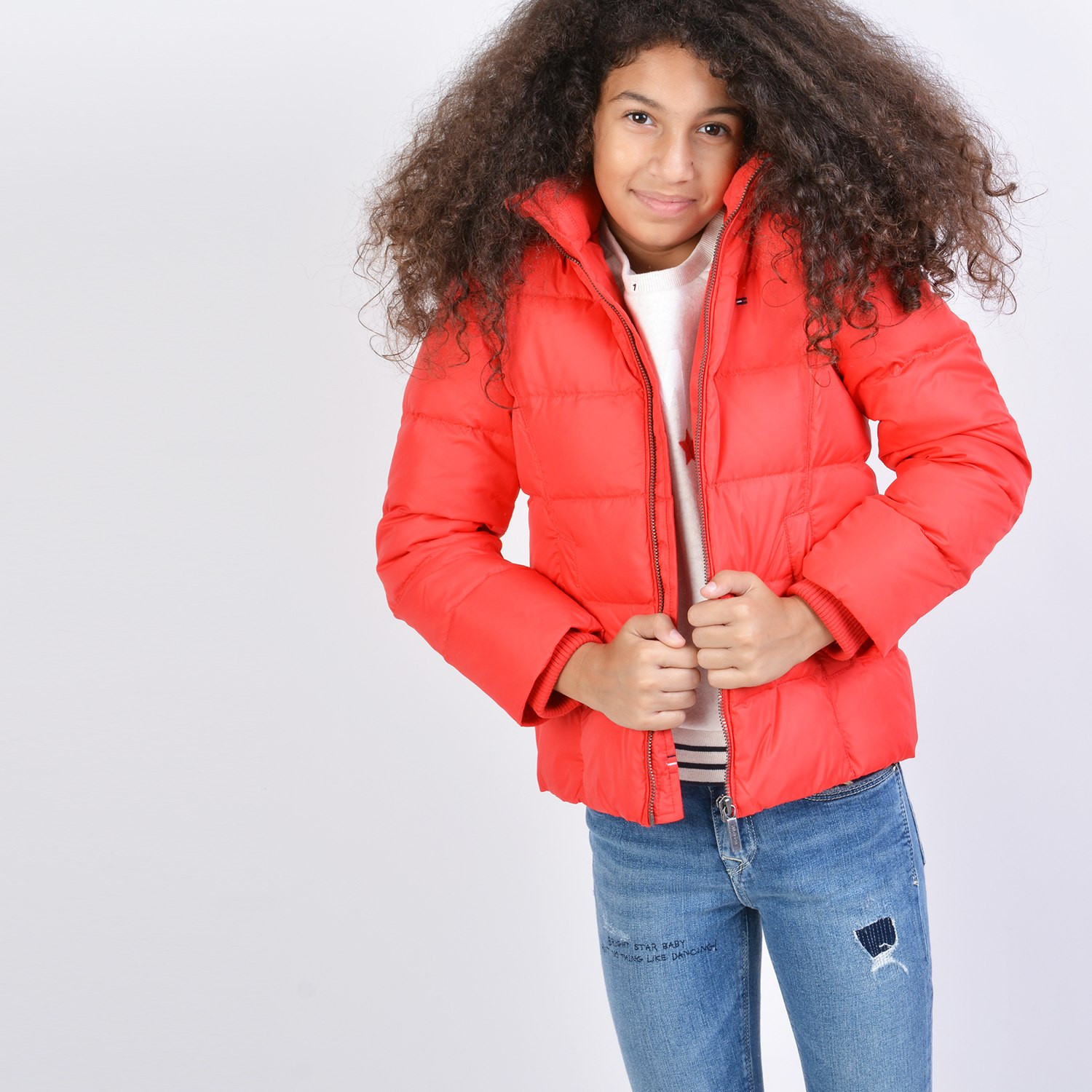Tommy Jeans ESSENTIAL BASIC DOWN JACKET (9000039840_26907)