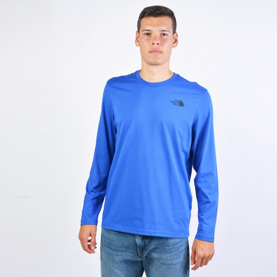 THE NORTH FACE Men's Long-Sleeve Tee
