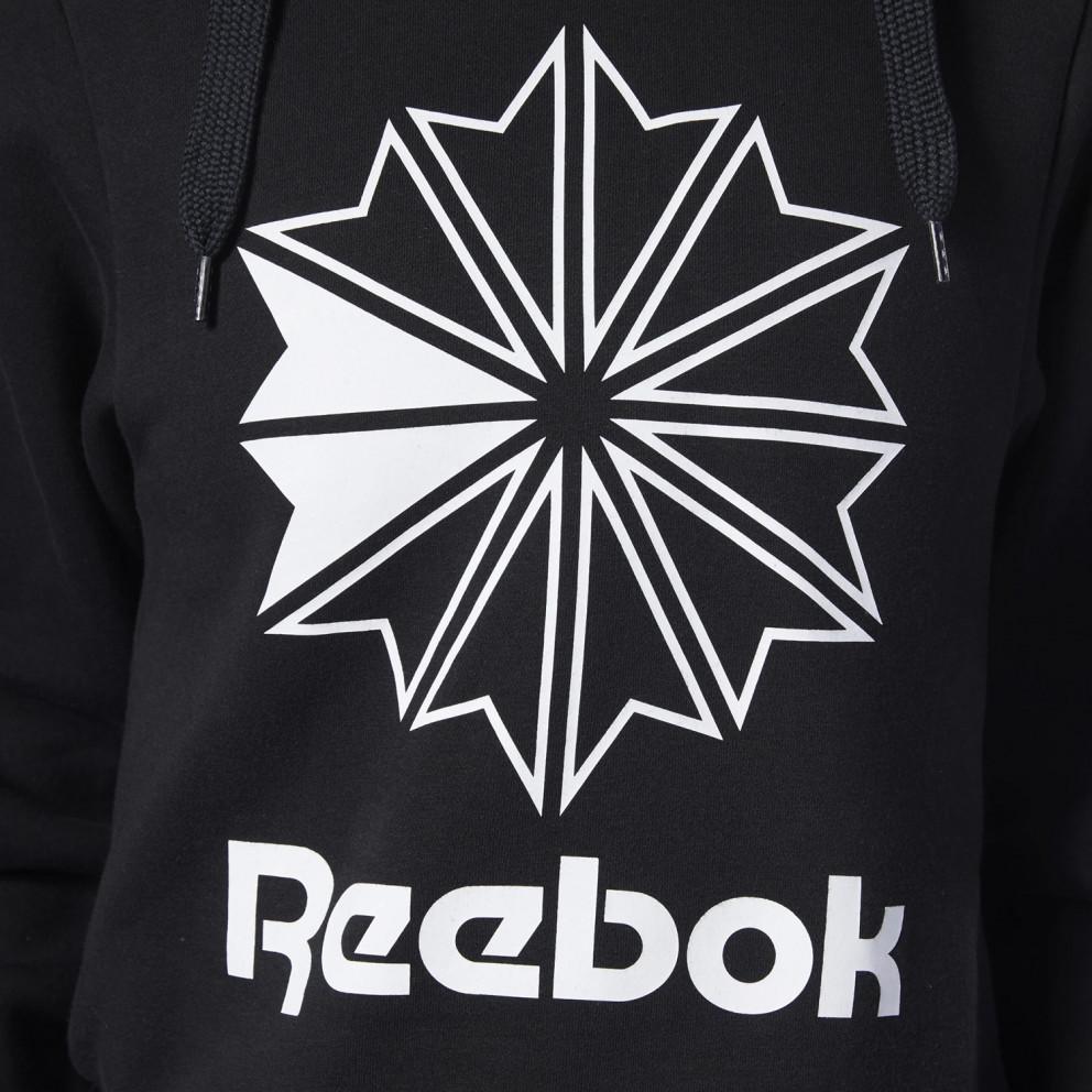 Reebok Classics Big Logo FLeece Women's Hoodie
