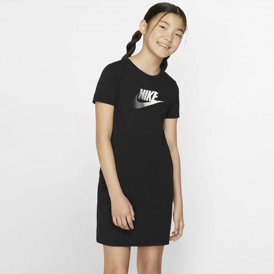 Nike G NSW TSHIRT DRESS FUTURA