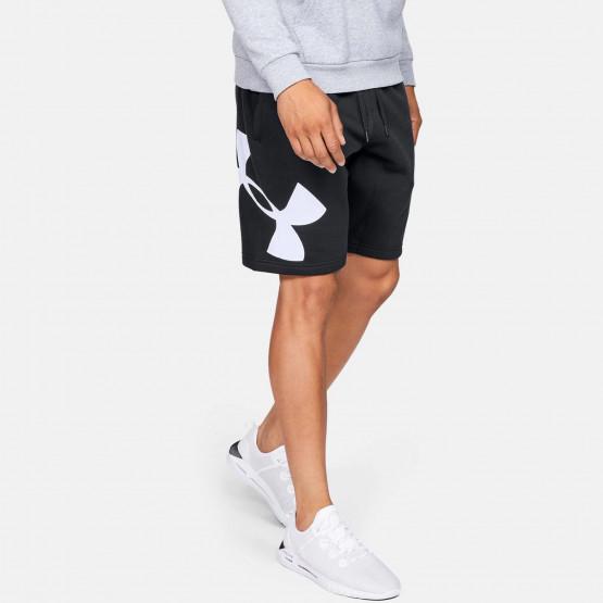 Under Armour Rival Fleece Logo- Men's Shorts