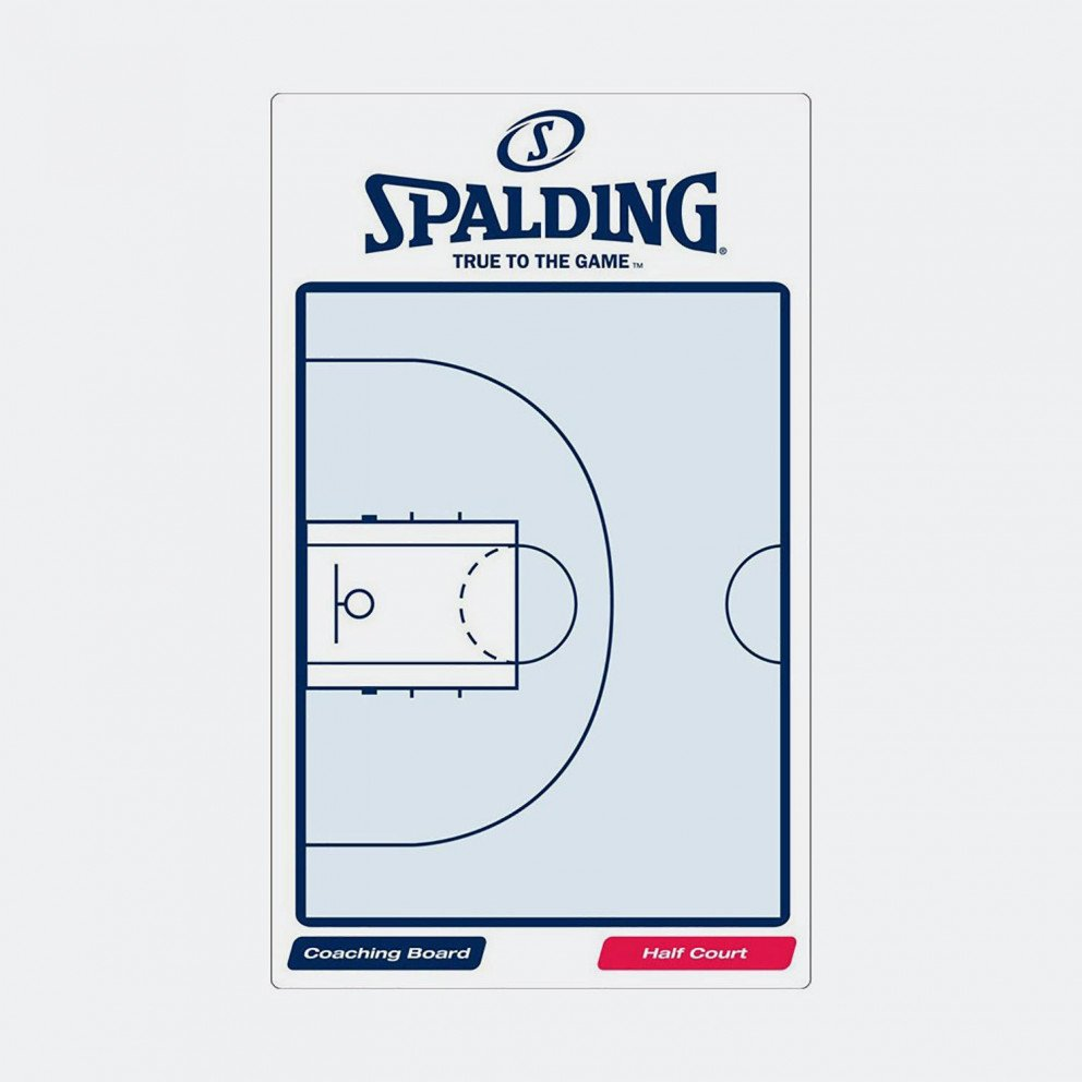 Spalding Basketball Strategic Board
