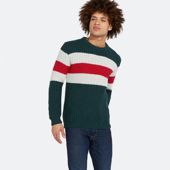 Wrangler Chunky Knit - Ανδρική Μπλούζα