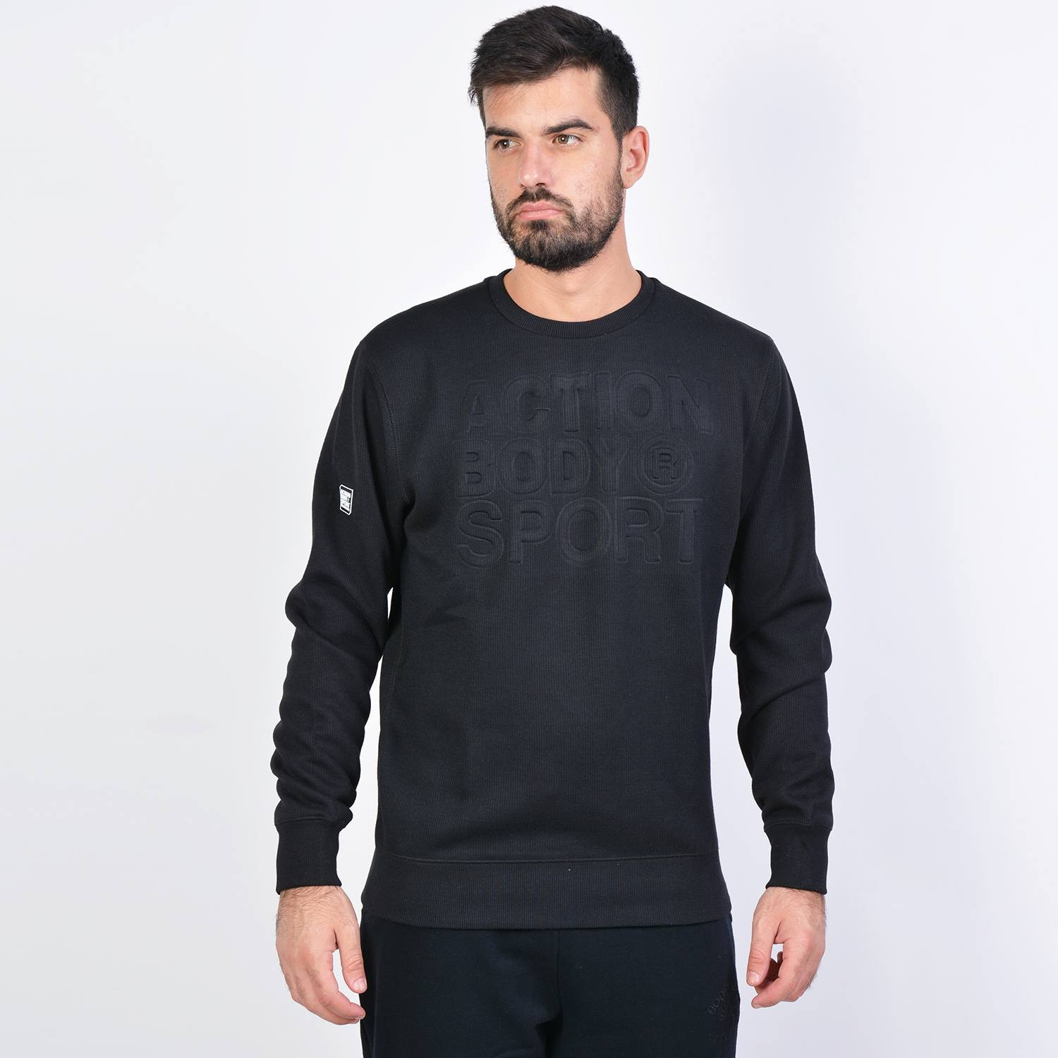 Body Action Crewneck Sweatshirt (9000041207_1899)