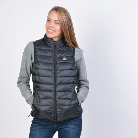 Emerson Women's P.P. Down Vest Jacket