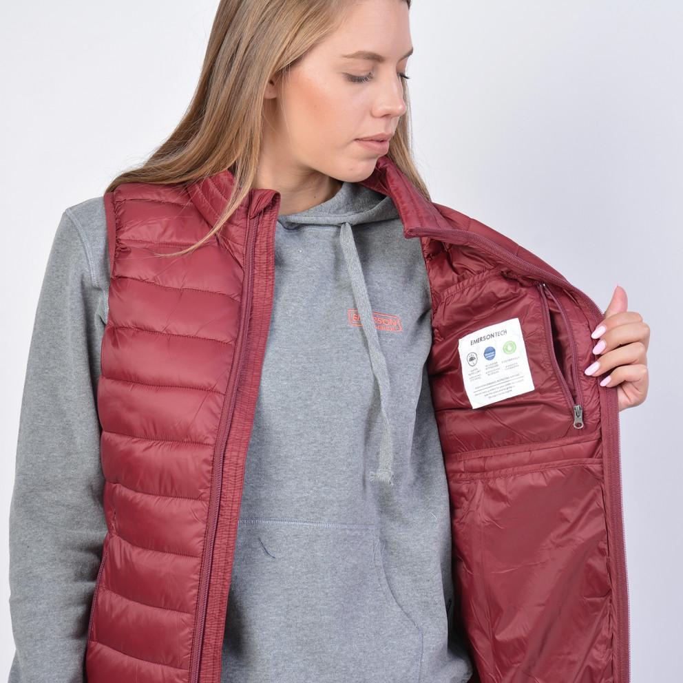 Emerson Women's P.P. Down Vest Jacket