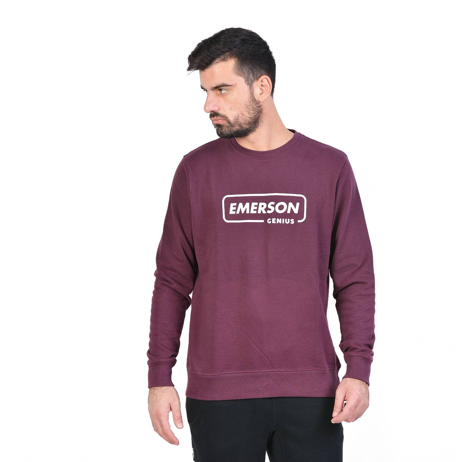 Emerson Men's Neckline Sweat (9000036112_3251)