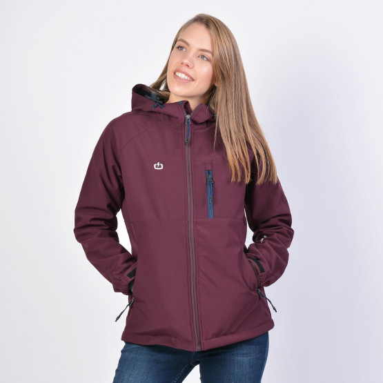 Emerson Women's Soft Shell Jacket with Hood