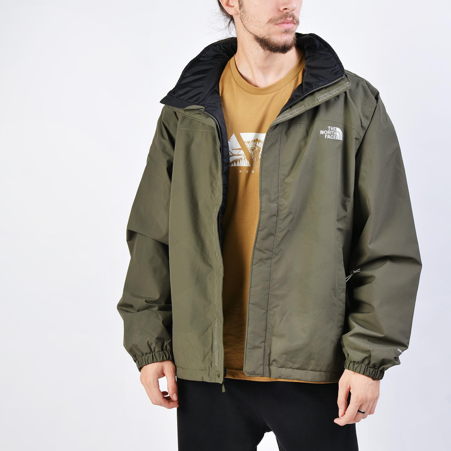 THE NORTH FACE M RESOLVE INS JKT (9000036496_6677)