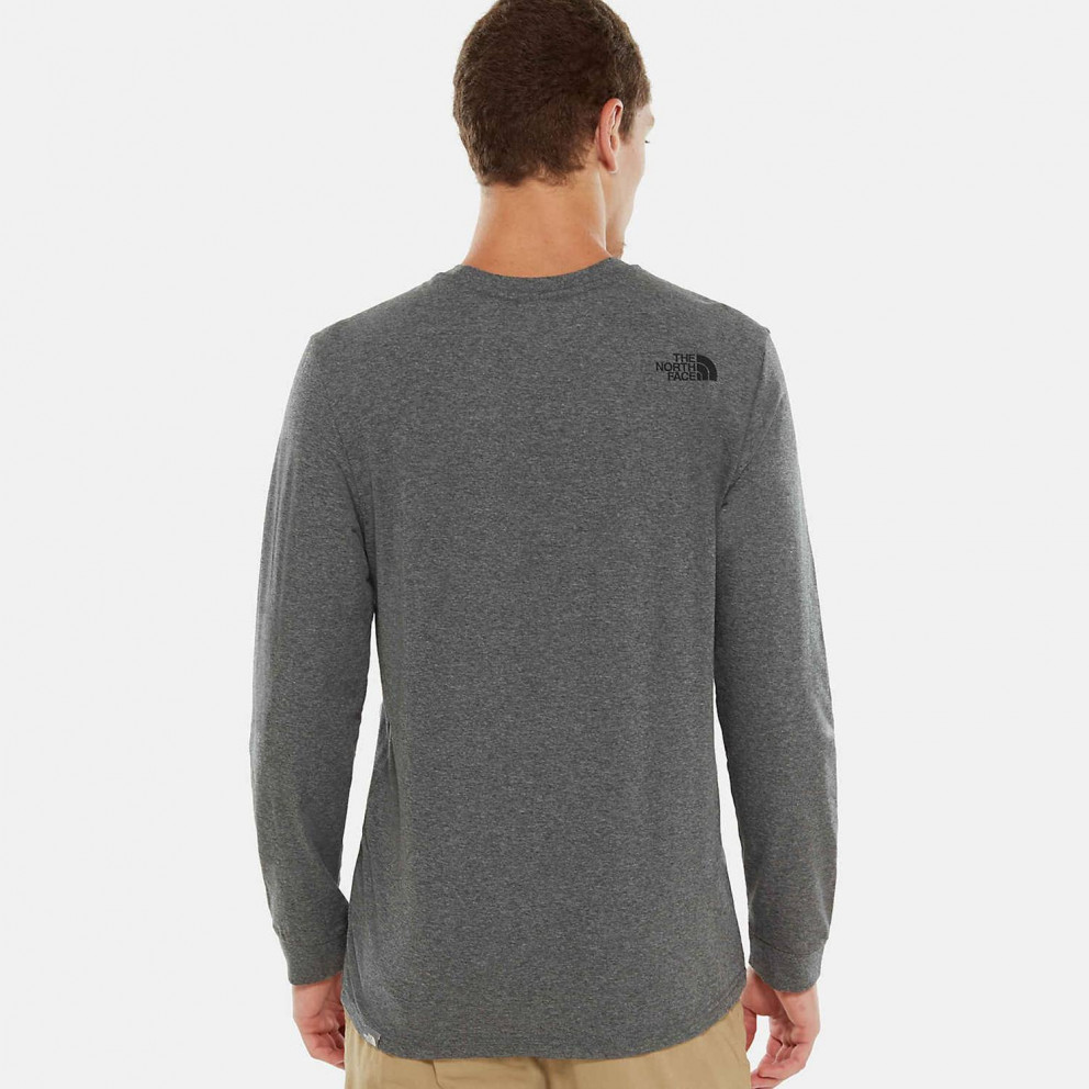THE NORTH FACE Simple Dome Men's Long Sleeve Shirt