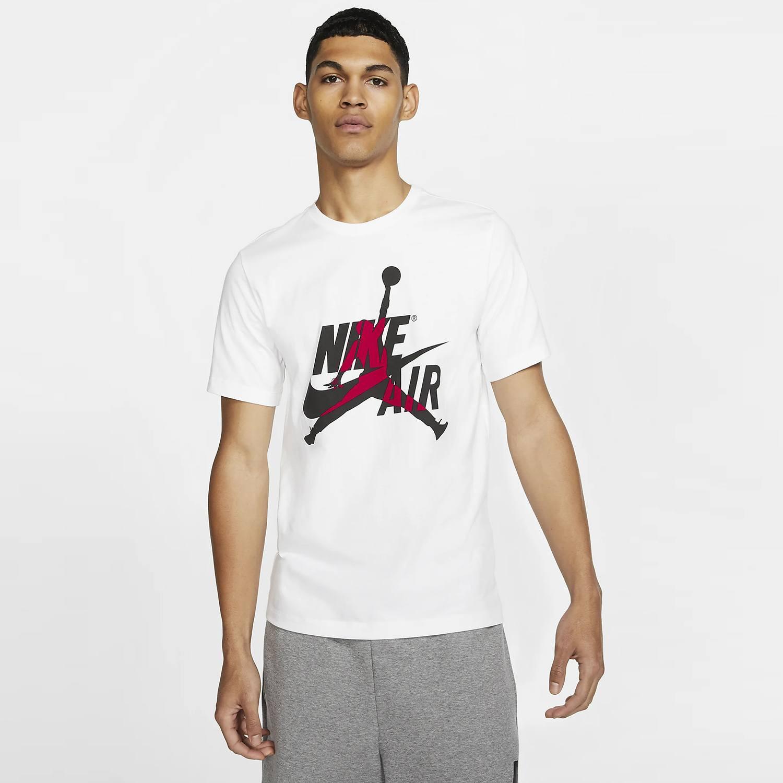 Jordan Men's Classics T-Shirt - Ανδρική Μπλούζα (9000035545_6784)