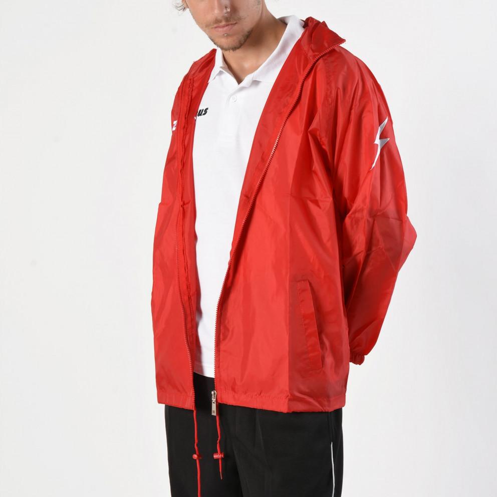 Zeus Rain Jacket Rain Μens Jacket For Football