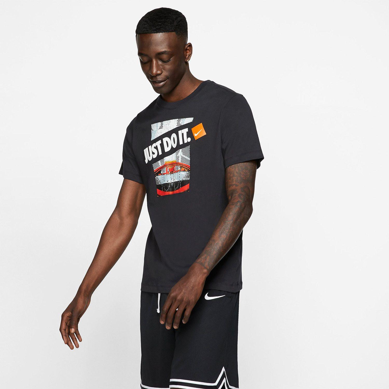 Nike Dri-FIT Men's Tee - Ανδρική Μπλούζα (9000035612_1469)