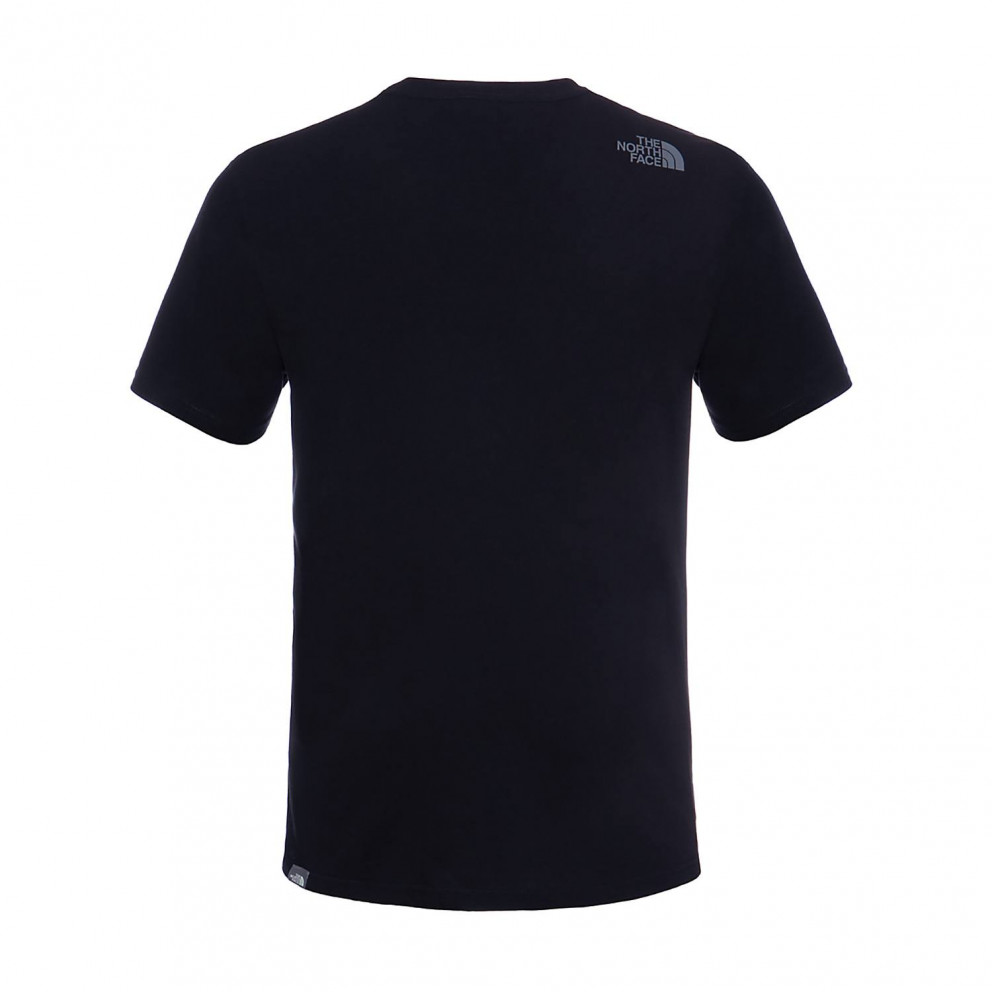 THE NORTH FACE Easy Tee Ανδρικό T-Shirt