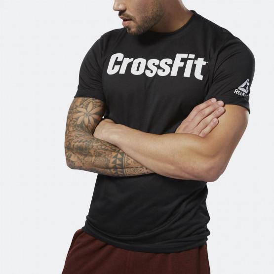 Reebok Crossfit Speedwick F.E.F. Graphic T-Shirt – Ανδρικό Μπλουζάκι
