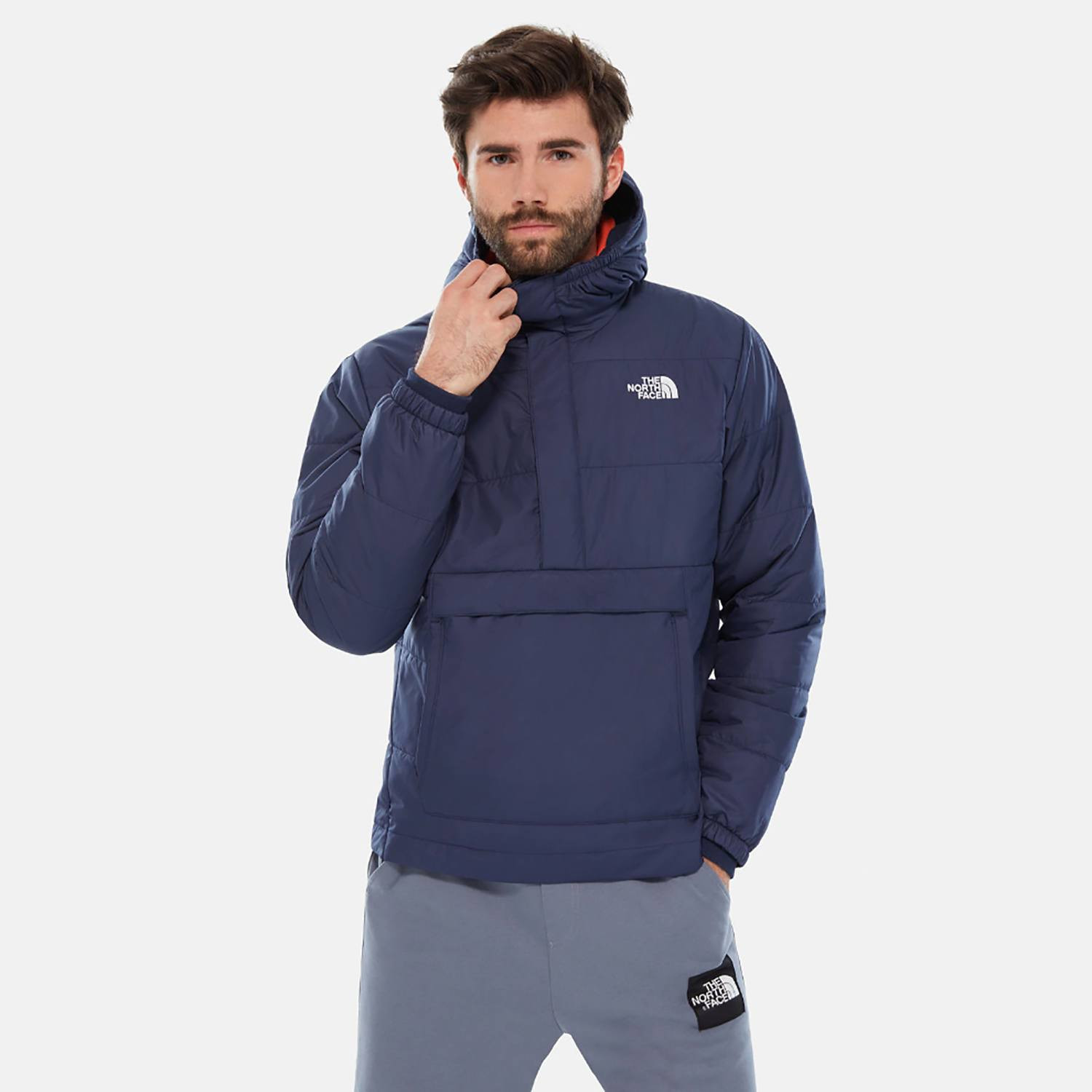 THE NORTH FACE M INSULATED FANORAK (9000036727_41096)