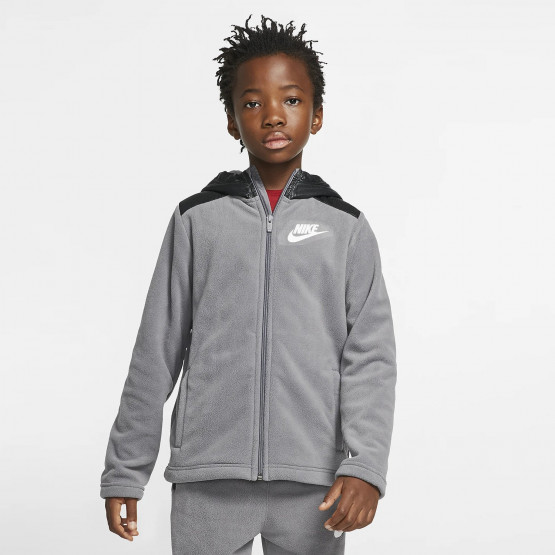 Nike B NSW HOODIE FZ WINTERIZED