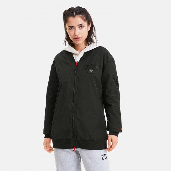 Puma AL Long Bomber Jacket S