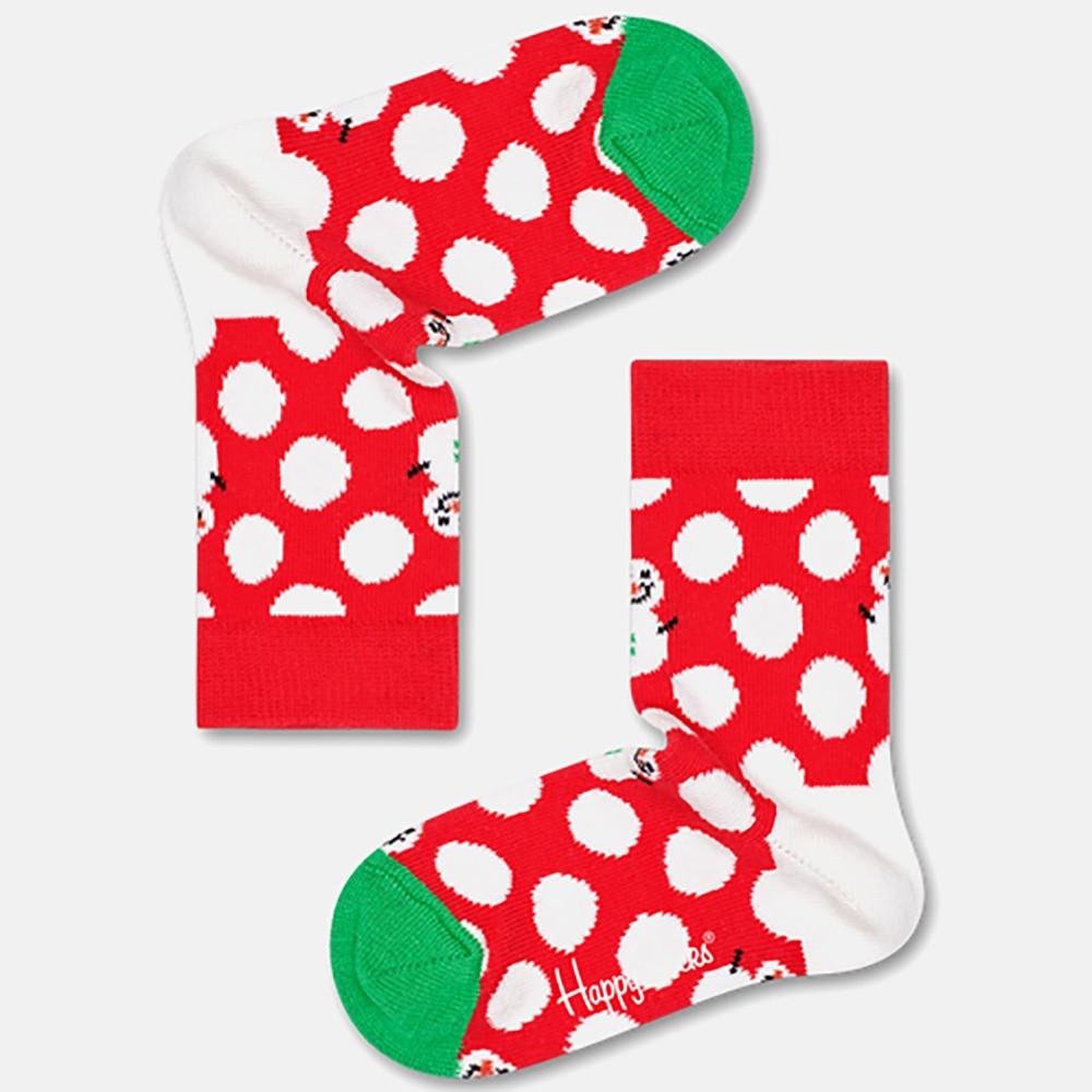 Happy Socks Big Dot Snowman Sock (9000043262_2074)