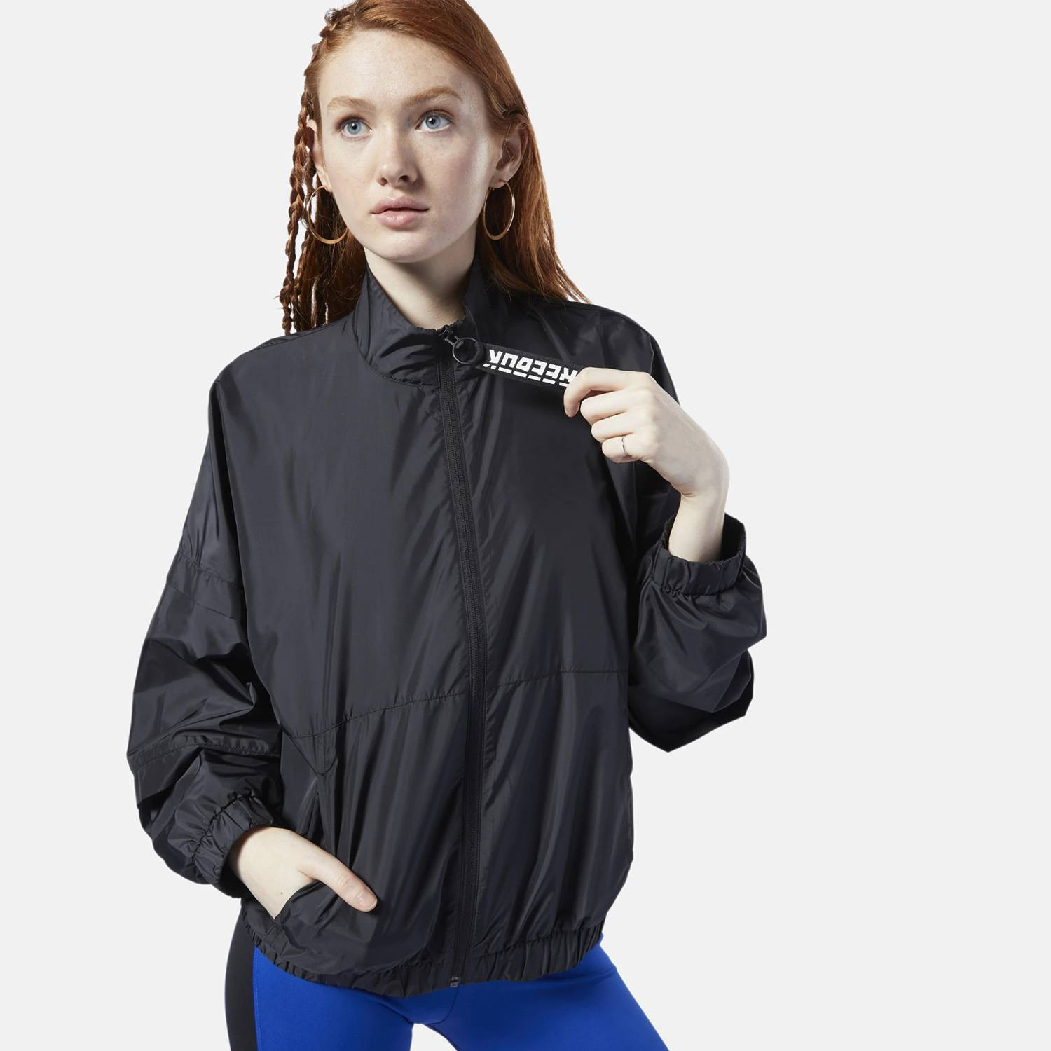 Reebok Meet You There Woven Jacket - Γυναικεία Ζακέτα (9000032986_1469)