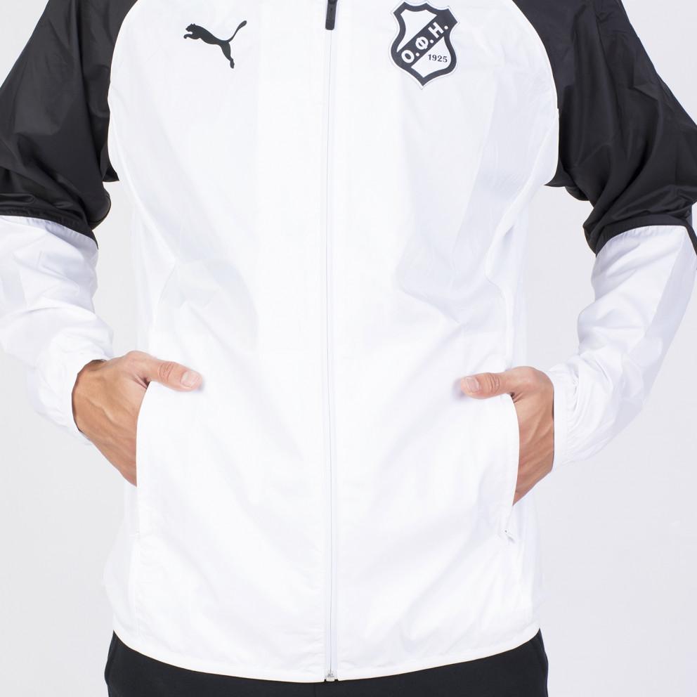 Puma x OFI Crete F.C. Cup Sideline Men's Jacket