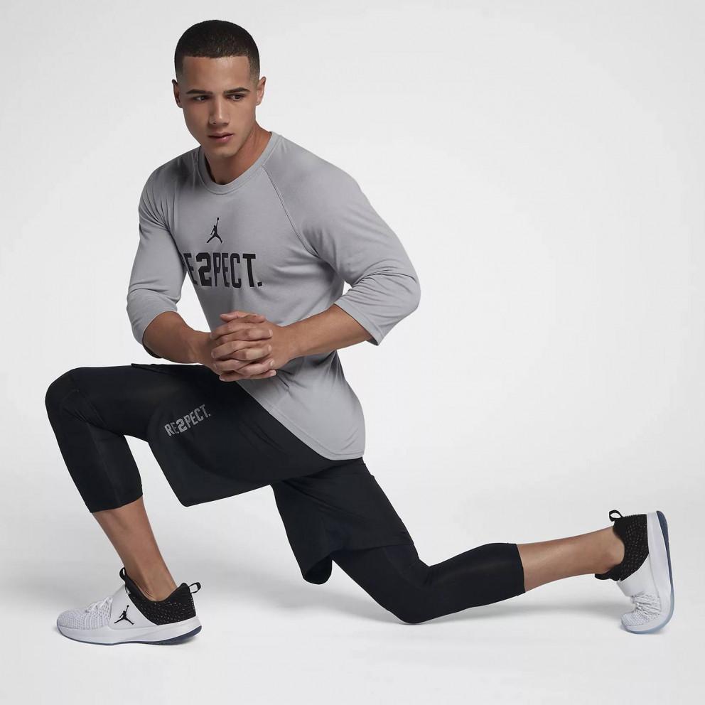 Jordan Dri-FIT 23 Alpha 3/4 Men's Training Leggings