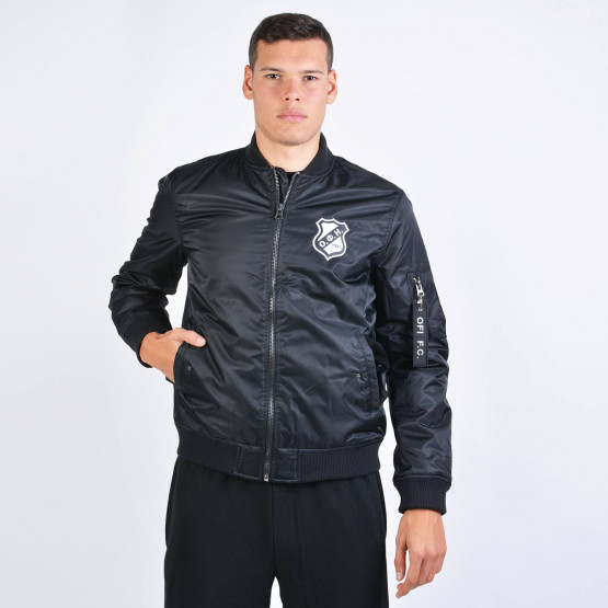 Body Action MEN VINTAGE BOMBER JACKET