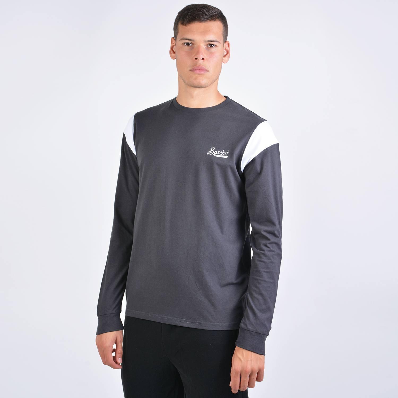 Basehit Men's Long-Sleeve T-Shirt (9000043000_42640)