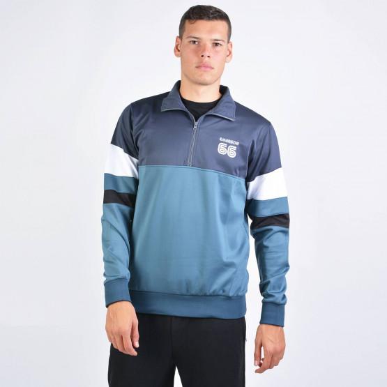 Emerson Men's Half-Zip Track Pullover