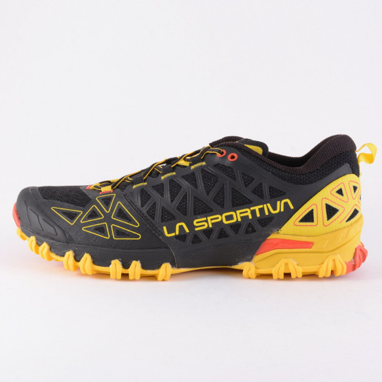 La Sportiva Bushido II - Black/Yellow