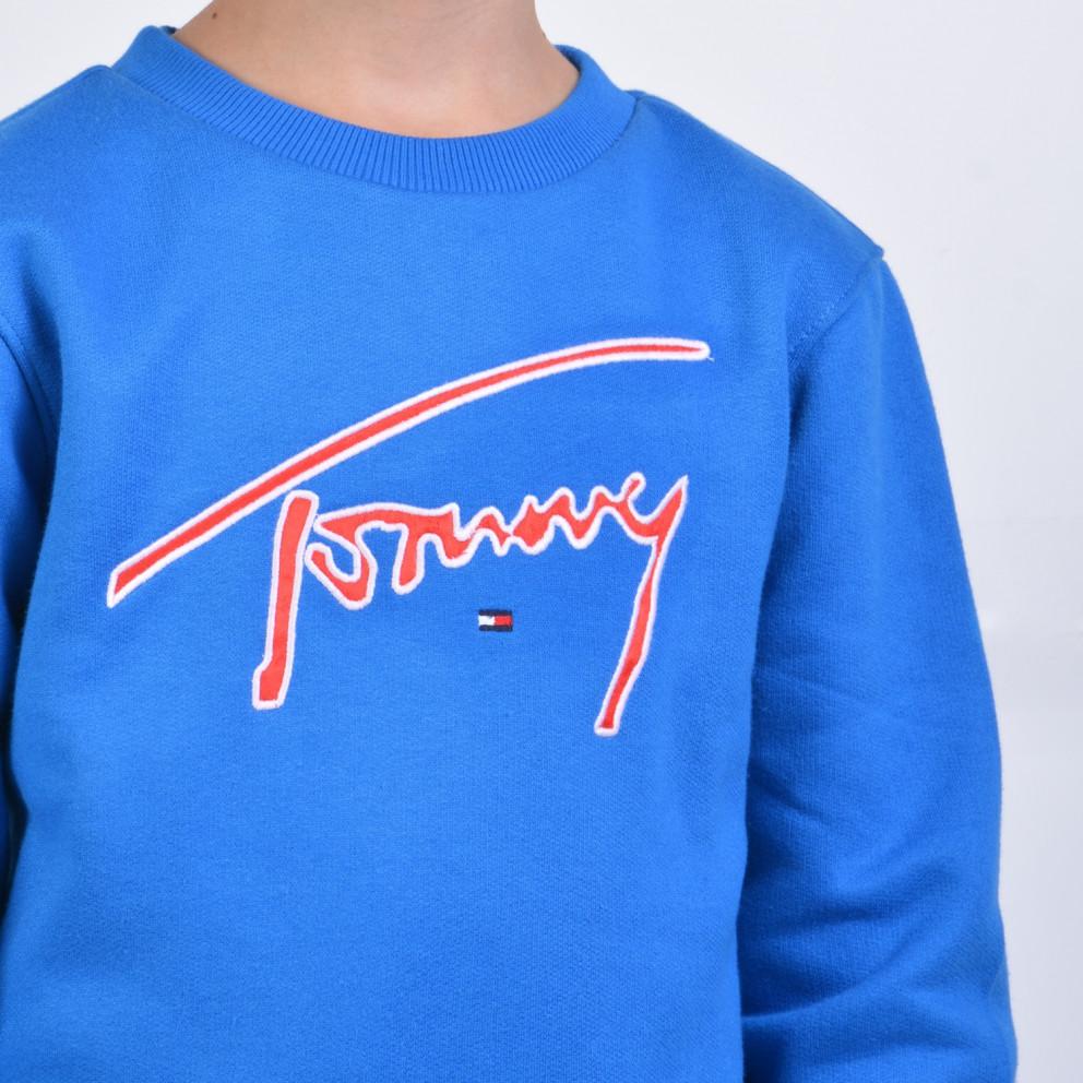 Tommy Jeans Essential Signature Sweatshirt