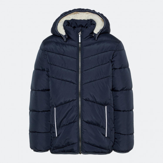 Name It Kid's Puffer Jacket Camp
