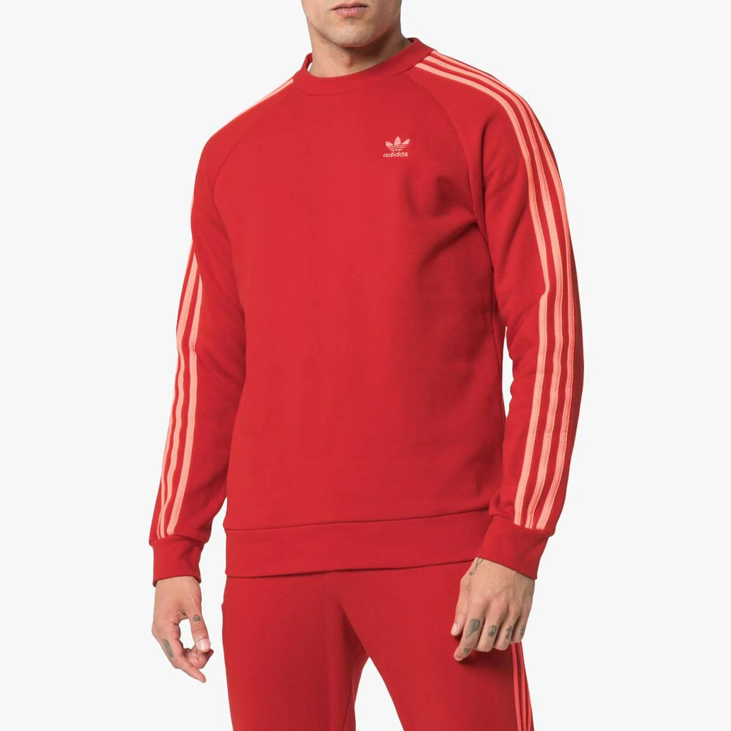 adidas Originals 3-STRIPES CREW (9000031912_39536)
