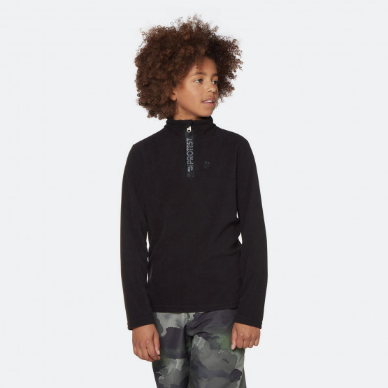 Protest PERFECTY JR 1/4 ZIP TOP