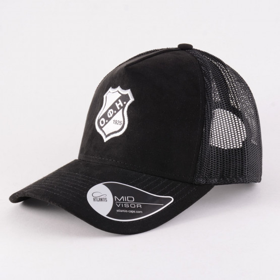 OFI Crete F.c. Big Logo Trucker Hat