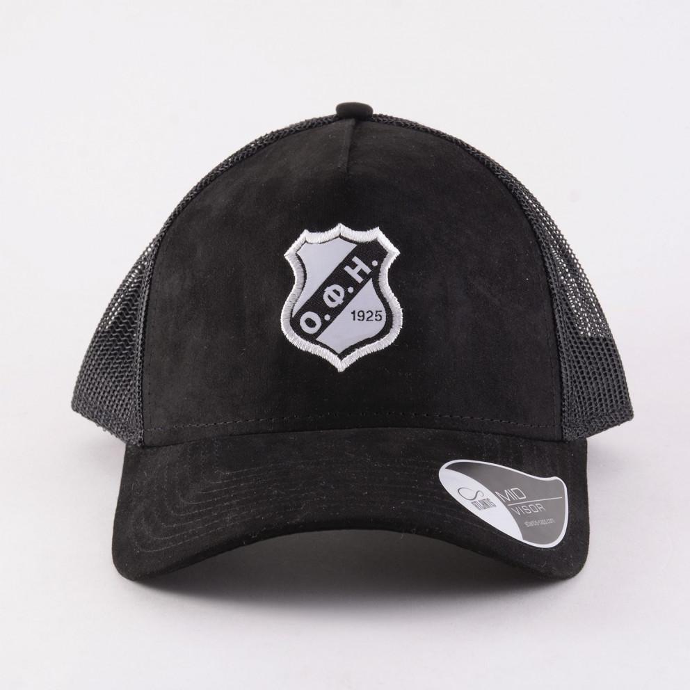 OFI Crete F.C. Καπέλο Trucker Big Logo