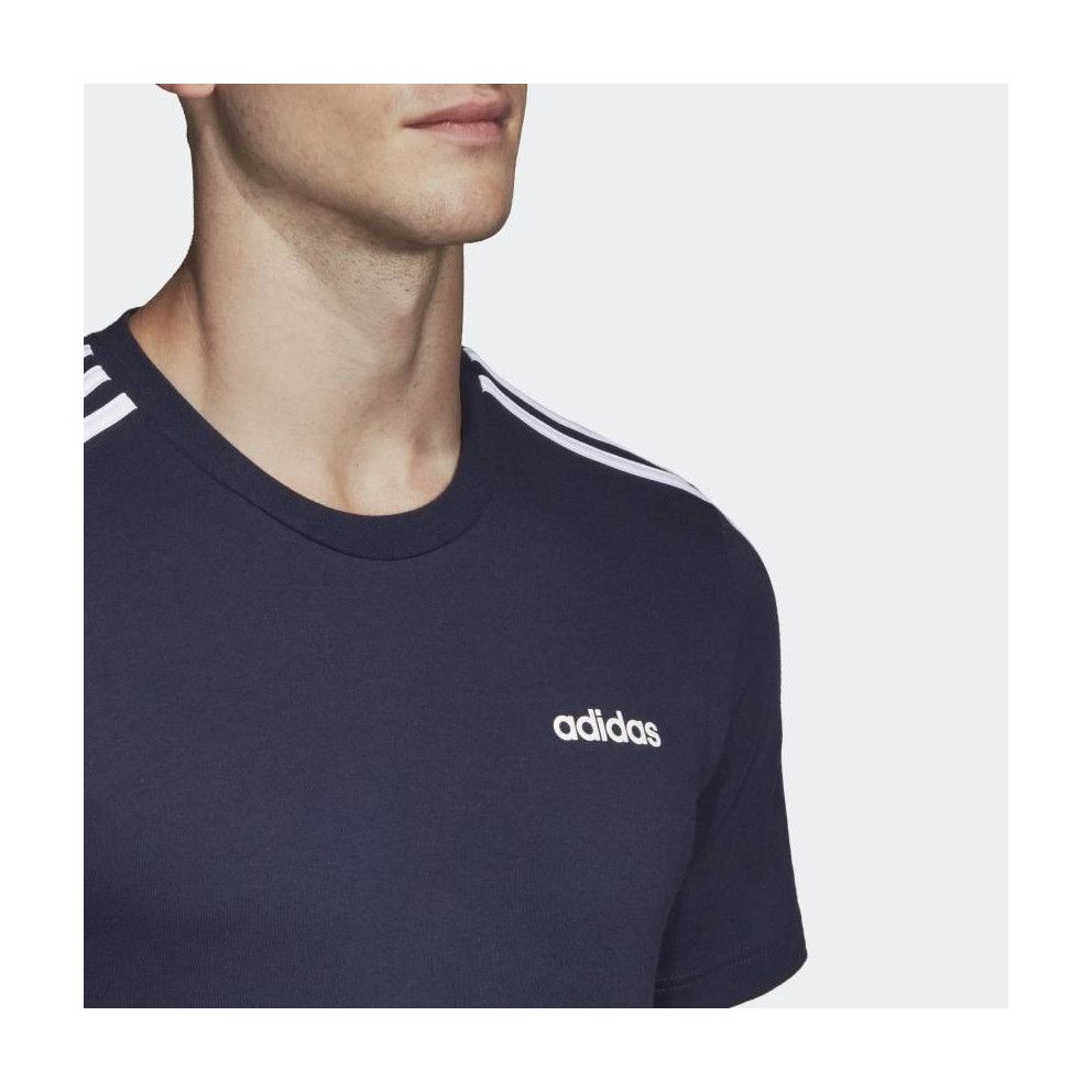 adidas Performance Essentials 3-Stripes Ανδρικό T-shirt