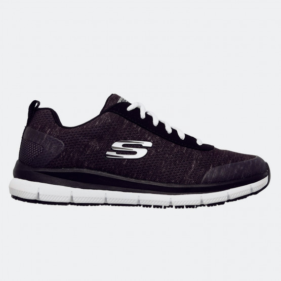Skechers Lace Up Athletic W/ Slip Resistant Outsol